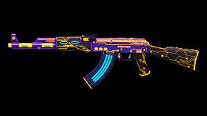 AK47-Neônio