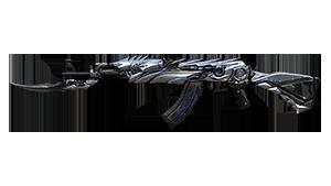 AK47-B-Dragón Plateado