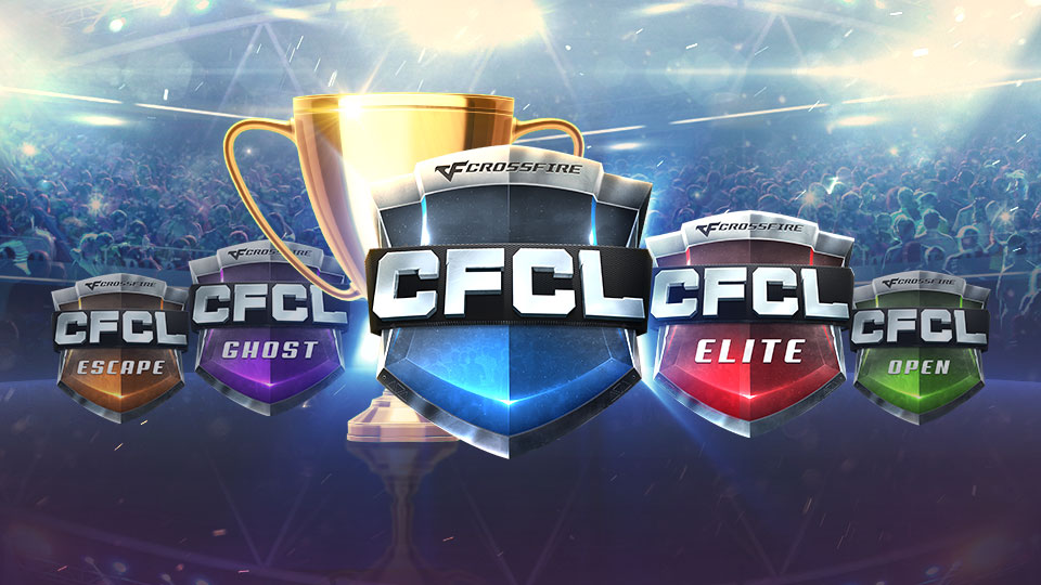 CrossFire Competitive League - Elite - Rules