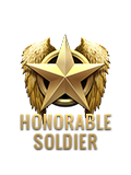 honorable soldier