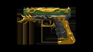 Glock 18C-Guan Yu