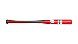 Aluminum Bat-Red Volt