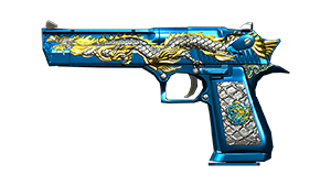 Desert Eagle-Celestial Dragon