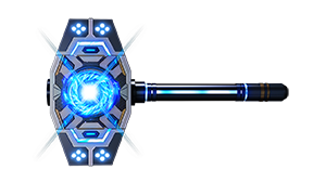 Graviton Hammer