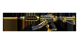 M4A1-S-Laser-Gold