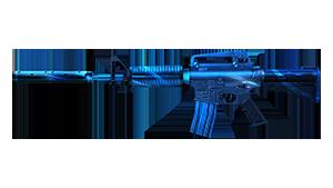 M4A1-Blue Aura