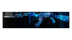 AK-47-K-Blue Aura