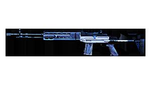 M14EBR-Blue Aura
