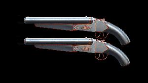 D. Double Barrel-N. Silver