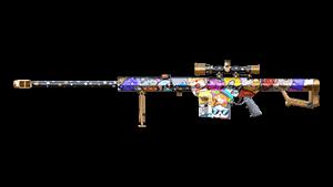Barrett M82A1-Lassie