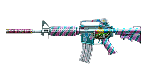 M4A1-S-Easter Basket