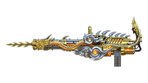 Gatling Gun-Noble Beast
