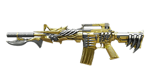 M4A1-S-Radiant Noble Beast