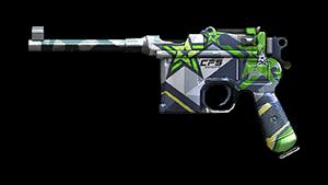 Mauser M1896-CFS Energy