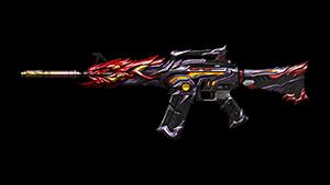 M4A1-S-Molten Beast