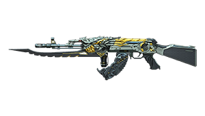 AK-47-K-Rhodium Beast