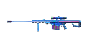 Barrett M82A1-Water
