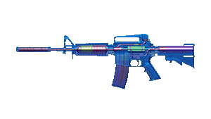 M4A1-S-Water