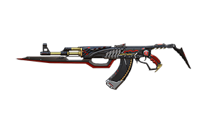 AK-47-Red Scorpion
